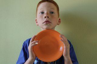 Orangeplate
