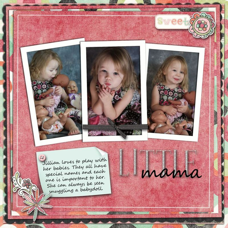Little mamamini